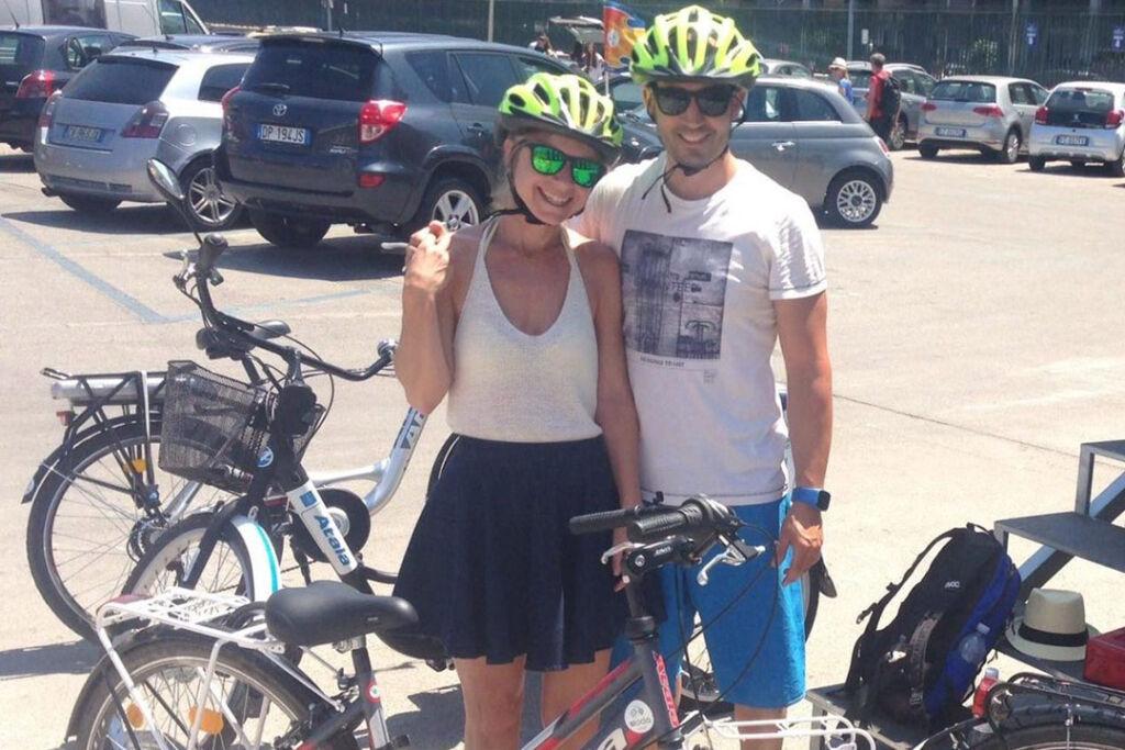 "The new Sicicla's service: ""Park&Bike"""