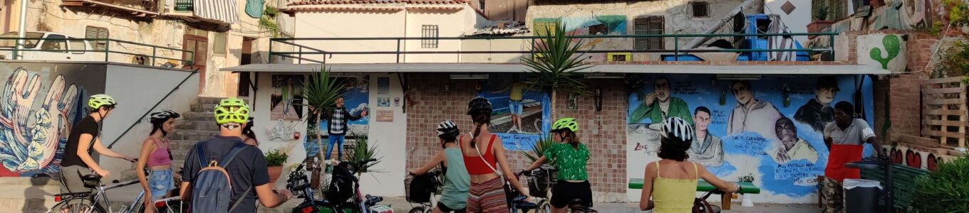 BIKE TOUR OF PALERMO AND ITS STREET ART