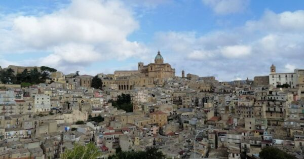 """""""VAL DI NOTO"""" WITH ITS BAROQUE SITES"""
