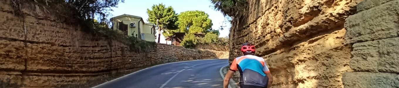 E-Bike tour and Aperitivo in the Agrigento Countryside
